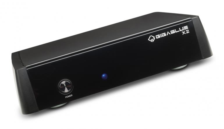 Sat Receiver ohne Festplatte Gigablue X2 im Test, Bild 1