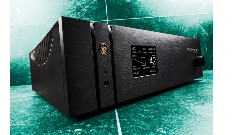 Phono Vorstufen Goldnote PH-1000 im Test, Bild 1