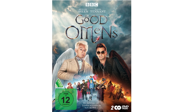 DVD Film Good Omens S1 (Polyband) im Test, Bild 1