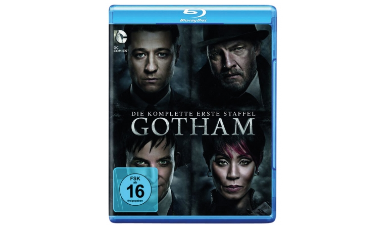 Blu-ray Film Gotham S1 (Warner Bros.) im Test, Bild 1