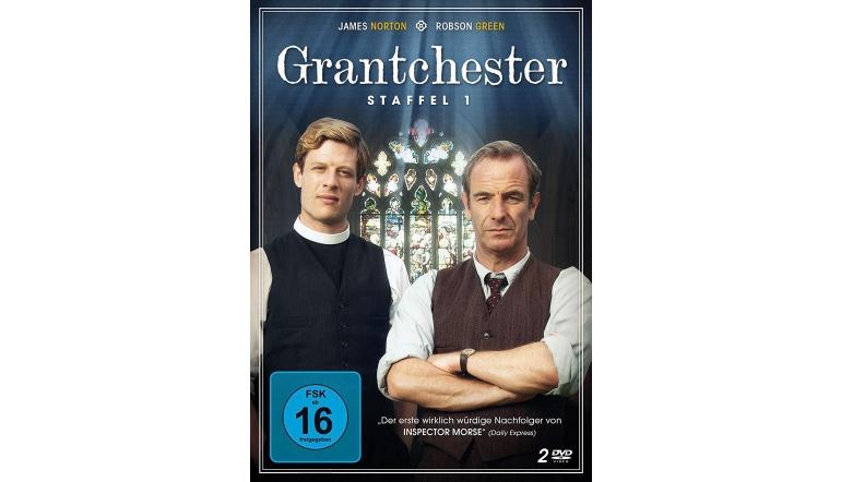 Blu-ray Film Grantchester S1 (Edel:Motion) im Test, Bild 1