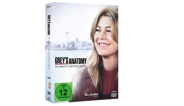 DVD Film Grey's Anatomy S15 (ABC Studios) im Test, Bild 1