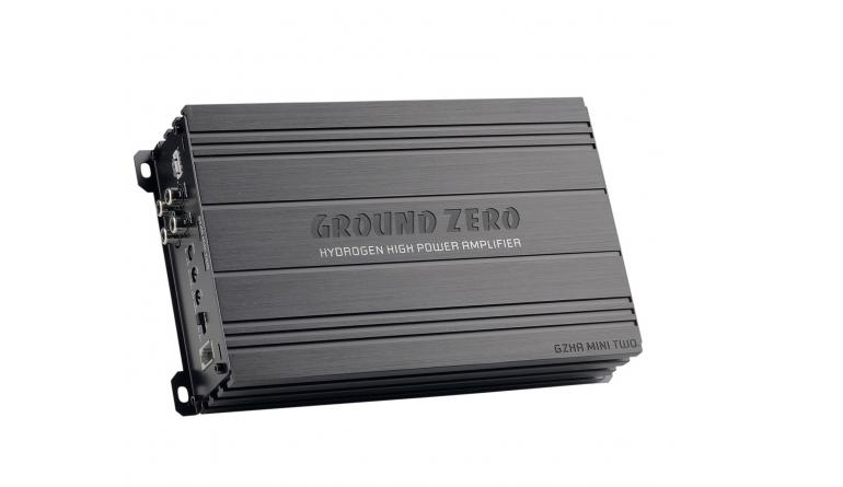 Car-HiFi Endstufe 2-Kanal Ground Zero GZHA Mini Two im Test, Bild 1