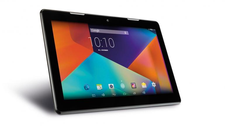 Tablets HANNSpad 133 Titan im Test, Bild 1