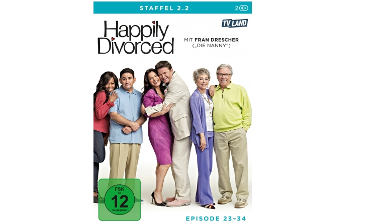 Blu-ray Film Happily Divorced S1 + S2 (Studio Hamburg Enterprises) im Test, Bild 1