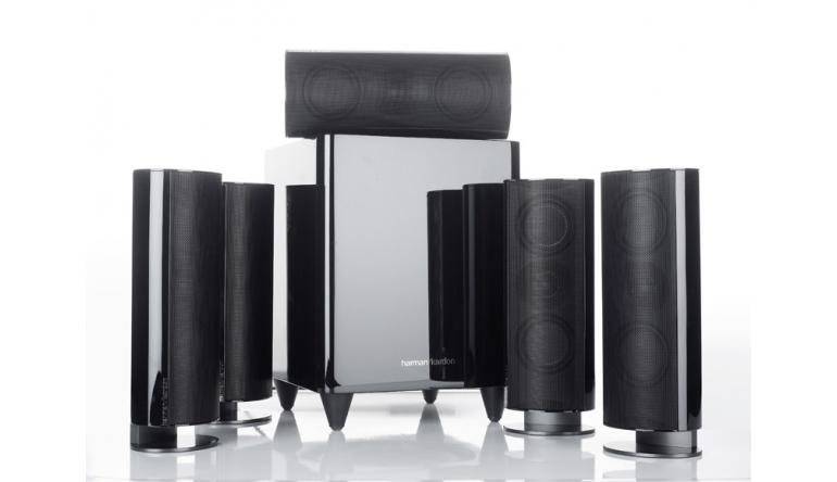 Fonkelnieuw Test Lautsprecher Surround - Harman Kardon HKTS60BQ - sehr gut YV-76