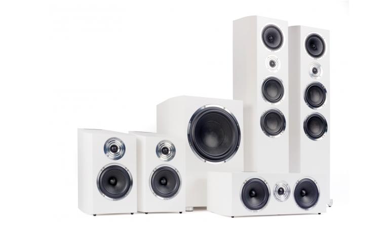 Lautsprecher Surround Heco Celan Revolution – 5.1.Set im Test, Bild 1