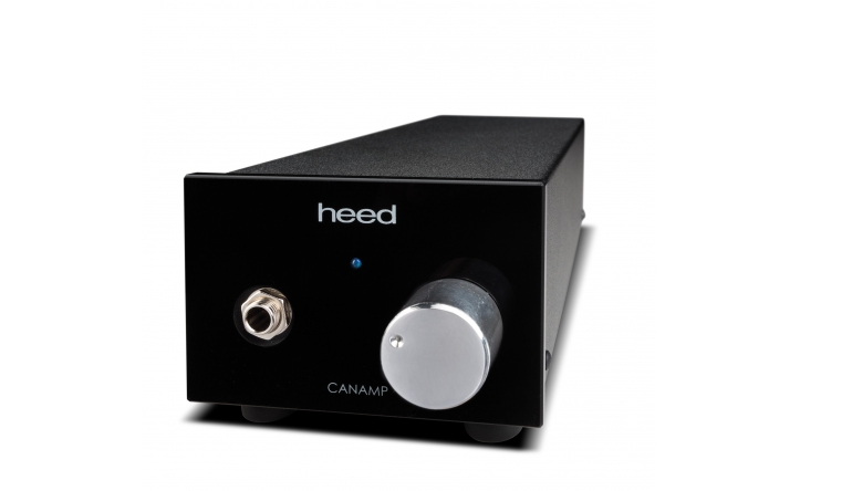 Kopfhörerverstärker Heed Audio CanAmp im Test, Bild 1