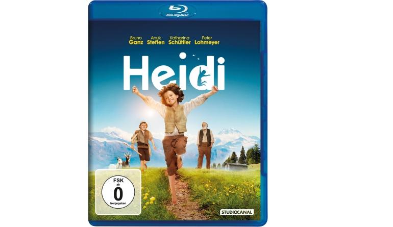Blu-ray Film Heidi (Studiocanal) im Test, Bild 1