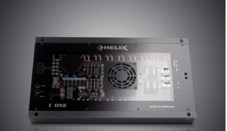 Car-HiFi Endstufe Mono Helix C ONE im Test, Bild 1