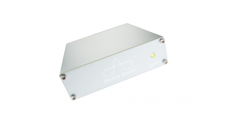 D/A-Wandler Henry Audio USB DAC 128 Mk II im Test, Bild 1