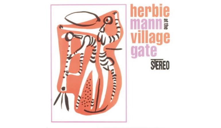 Schallplatte Herbie Mann – At The Village Gate (Audio Fidelity) im Test, Bild 1