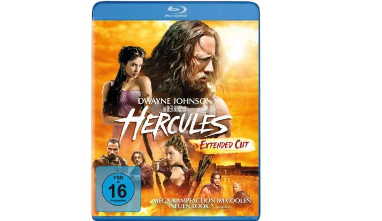 Blu-ray Film Hercules (Paramount) im Test, Bild 1