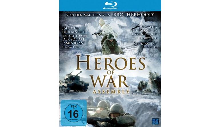 Blu-ray Film Heroes of War (KSM) im Test, Bild 1