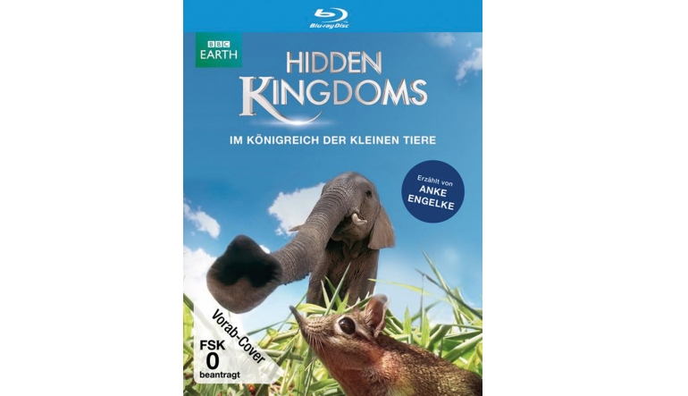 Blu-ray Film Hidden Kingdoms (Universum) im Test, Bild 1