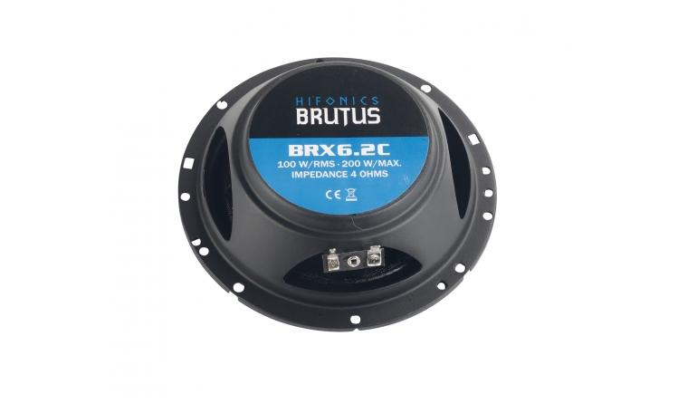 In-Car-Lautsprecher 16cm Hifonics BRX6.2C im Test, Bild 1