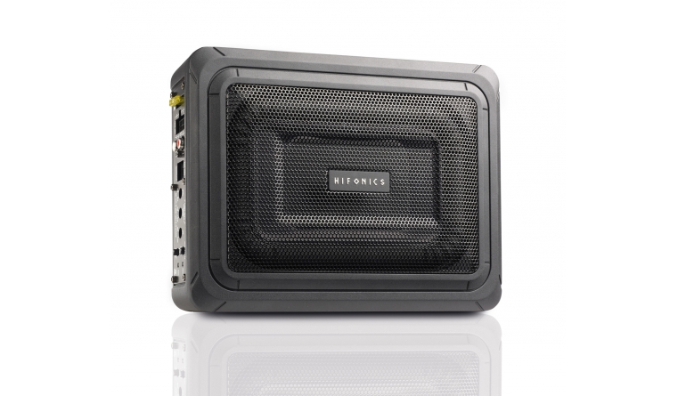 In-Car Subwoofer Aktiv Hifonics MRX168A im Test, Bild 1