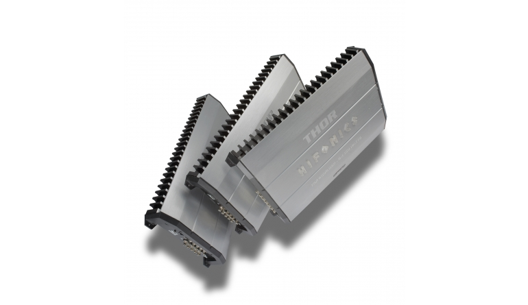 Car-HiFi Endstufe 4-Kanal Hifonics TRX4004 DSP, Hifonics TRX5005 DSP, Hifonics TRX6006 DSP im Test , Bild 1