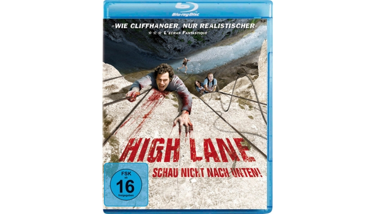 Blu-ray Film High Lane (Koch) im Test, Bild 1