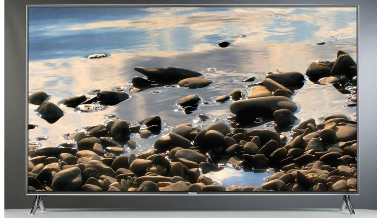 Fernseher Hisense LTDN65K700 im Test, Bild 1