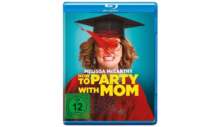 Blu-ray Film How to Party with Mom (Warner Bros.) im Test, Bild 1