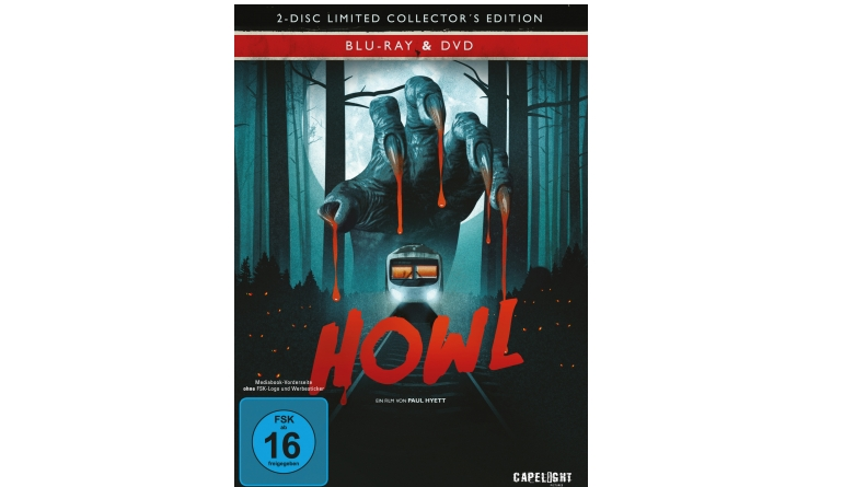 Blu-ray Film Howl - 2-Disc Limited Collector (Capelight) im Test, Bild 1