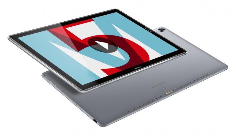 Tablets Huawei Mediapad M5 10 LTE im Test, Bild 1