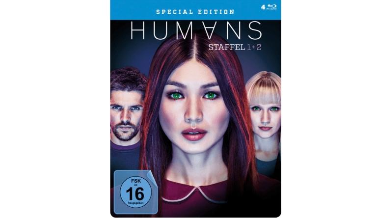 Blu-ray Film Humans S1 & 2 – limitierte Special Edition (justbridge) im Test, Bild 1