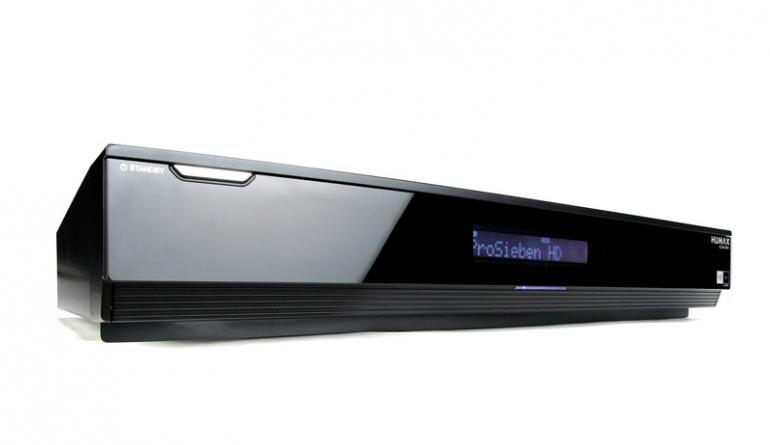 Sat Receiver mit Festplatte Humax iCord HD+ im Test, Bild 1