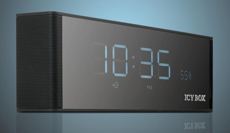 Bluetooth-Lautsprecher Icybox IB-SP101-BT im Test, Bild 1