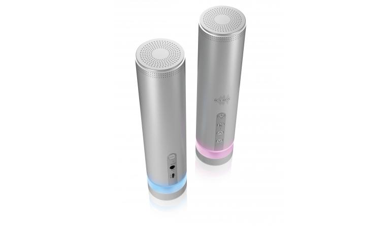 Bluetooth-Lautsprecher Icybox IB-SP202-BT im Test, Bild 1