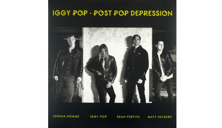 Schallplatte Iggy Pop - Post Pop Depression (Caroline International) im Test, Bild 1