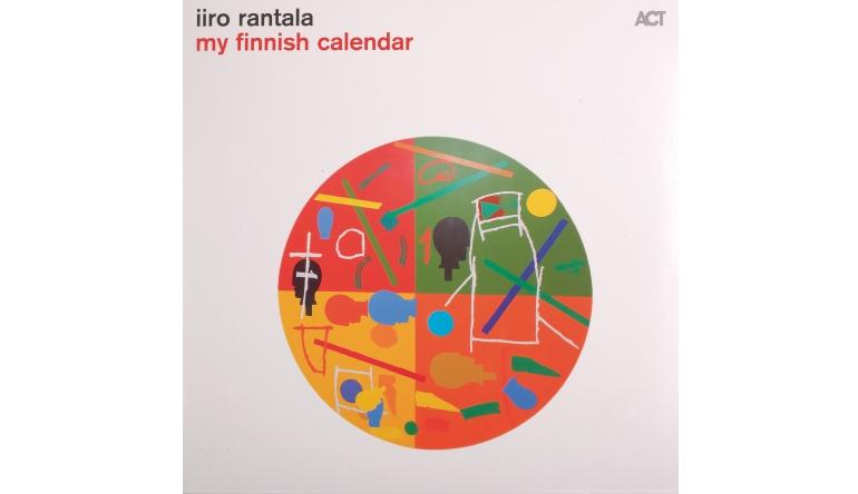 Schallplatte Iiro Rantala – My Finnish Calendar (ACT) im Test, Bild 1