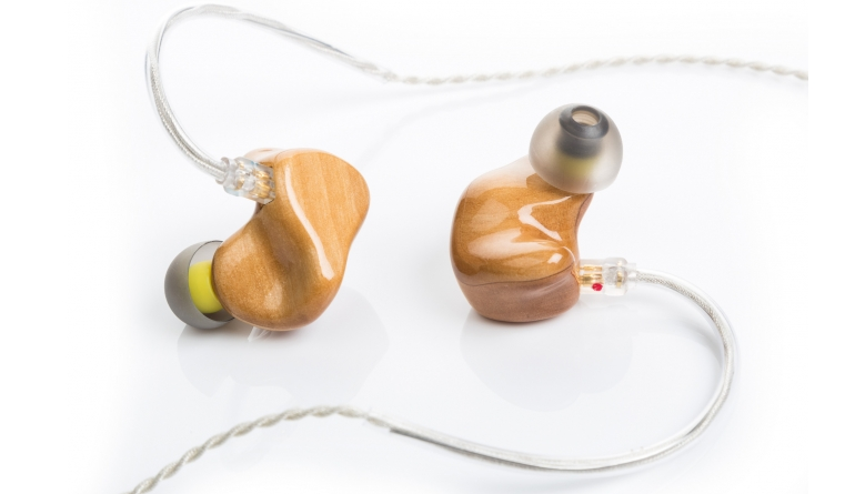 Kopfhörer InEar In Ear GmbH StageDiver 5 im Test, Bild 1