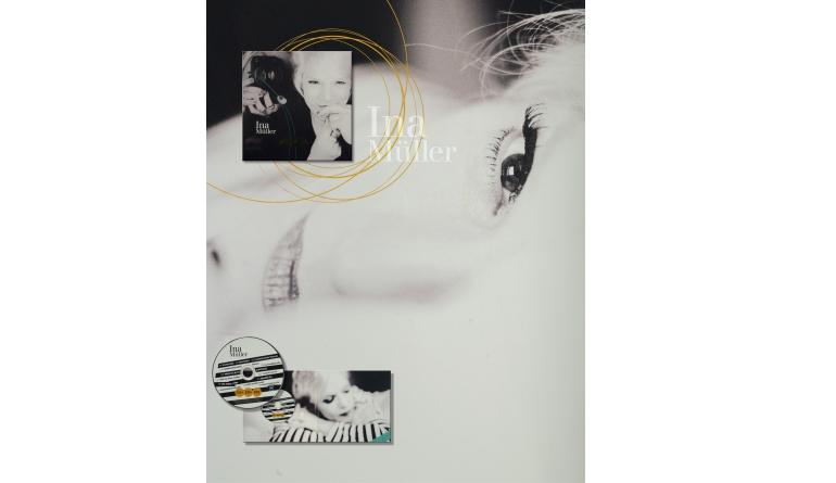 Test Schallplatte Ina Müller Ich Bin Die Sony Musiccolumbia