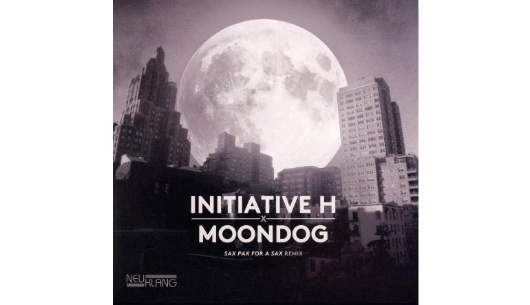 Schallplatte Initiative H X Moondog – Sax Pax for a Sax Remix (Neuklang) im Test, Bild 1