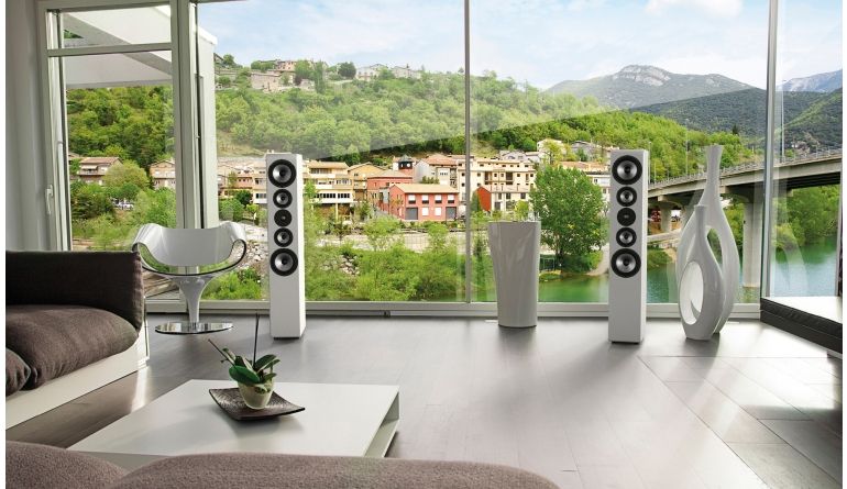 Lautsprecher Stereo Inklang 17.5 Advanced Line im Test, Bild 1