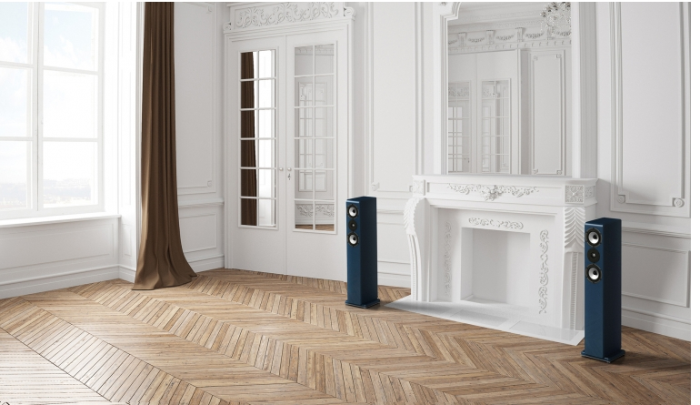 Lautsprecher Stereo Inklang Advanced Line 13.3 im Test, Bild 1