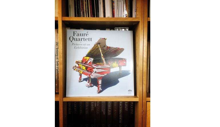 Schallplatte Interpret: Fauré Quartet Komponist: Modest Mussorgsky, Sergej Rachmaninoff – Pictures at an Exhibition, Études-Tableaux (Berlin Classics) im Test, Bild 1