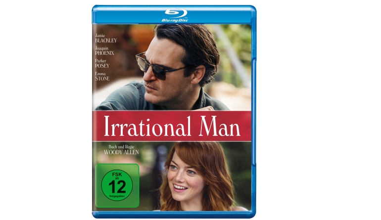 Blu-ray Film Irrational Man (Warner Bros.) im Test, Bild 1
