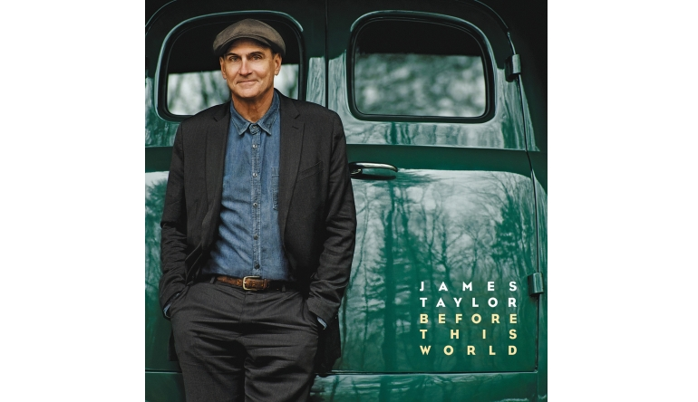 Download James Taylor - Before this World (Concorde Records) im Test, Bild 1