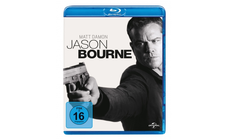 Blu-ray Film Jason Bourne (Universal) im Test, Bild 1
