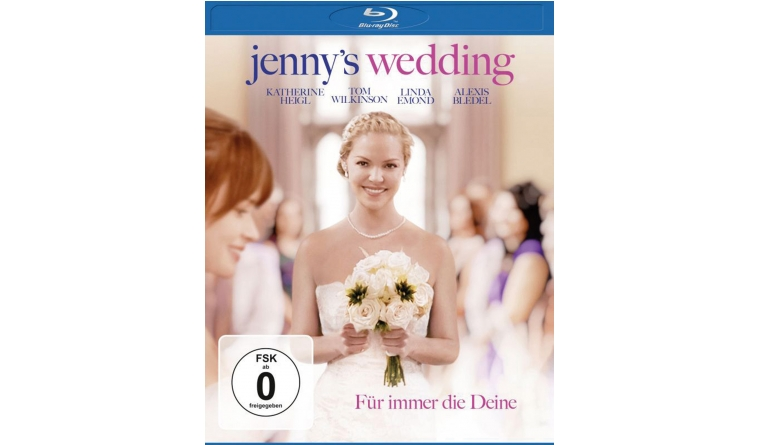 Blu-ray Film Jenny´s Wedding (Universum) im Test, Bild 1