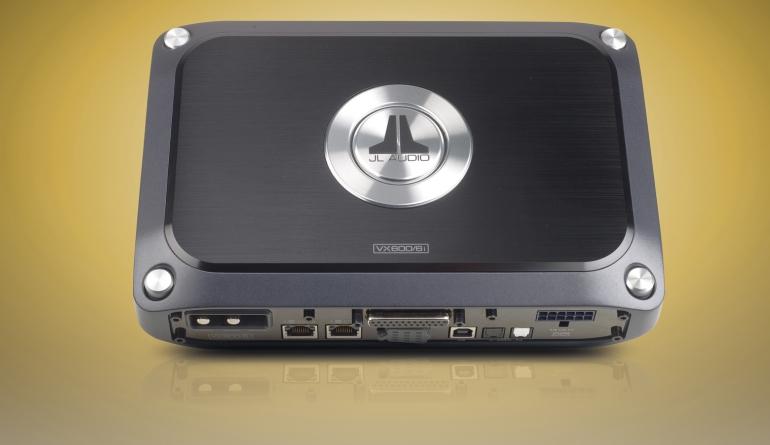 Car HiFi Endstufe Multikanal JL Audio im Test, Bild 1