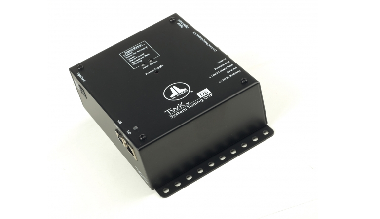 Soundprozessoren JL Audio TwK-D8 im Test, Bild 1