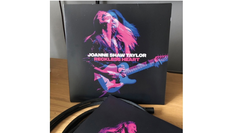 Schallplatte Joanne Shaw Taylor – Reckless Heart (Silvertone Records / Sony Music) im Test, Bild 1