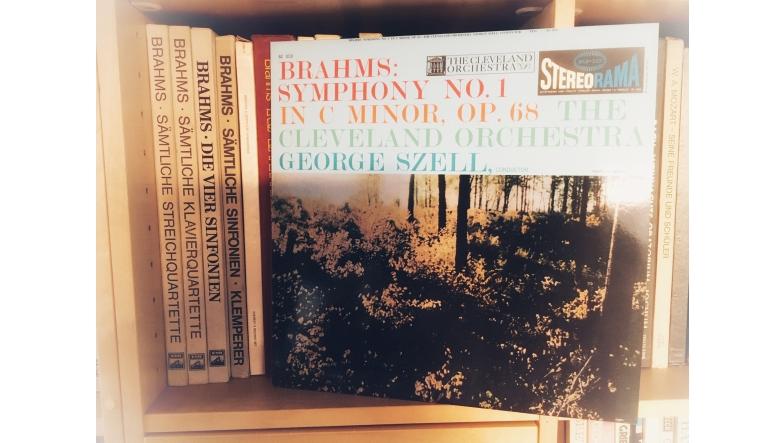 Schallplatte Johannes Brahms – Symphony Nr. 1 (Empire) im Test, Bild 1