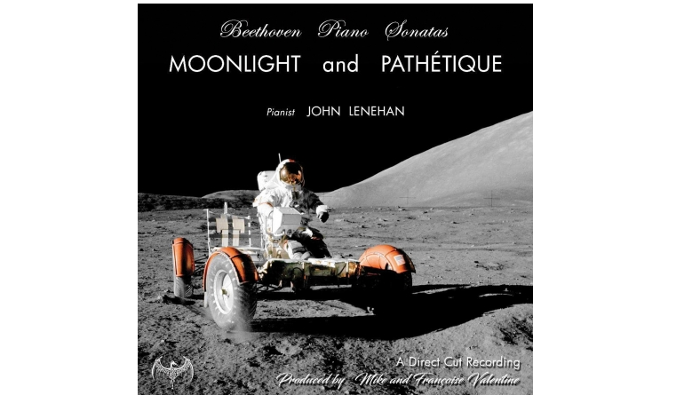 Schallplatte John Lenehan Ludwig van Beethoven– Piano Sonatas Pathétique and Moonlight (Chasing the Dragon) im Test, Bild 1