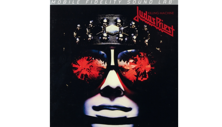 Schallplatte Judas Priest - Killing Machine (MoFi) im Test, Bild 1
