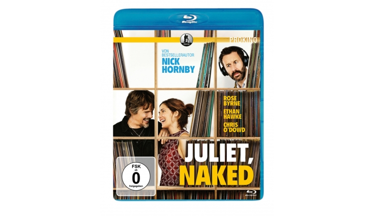 Blu-ray Film Juliet, Naked (Prokino) im Test, Bild 1